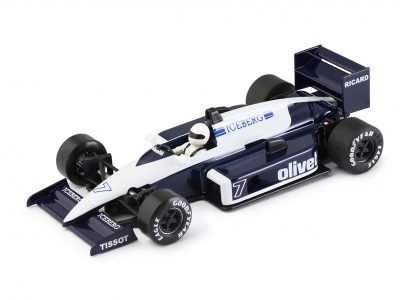 NSR Formula 86 89 Blue Olivetti 7 0165IL