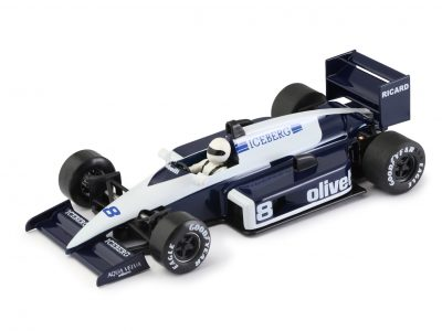 NSR Formula 86 89 Blue Olivetti 8 0132IL