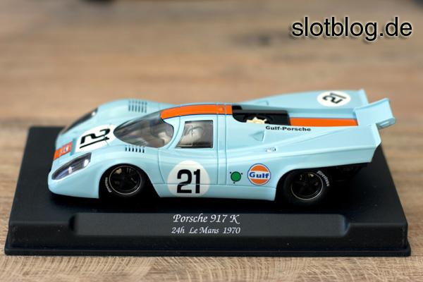 NSR Slotcars: Porsche 917K