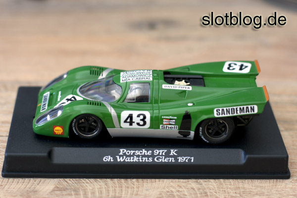 NSR Porsche 917K auf Carerra Digital 132