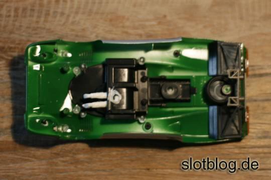 NSR Porsche 917K Karosserie
