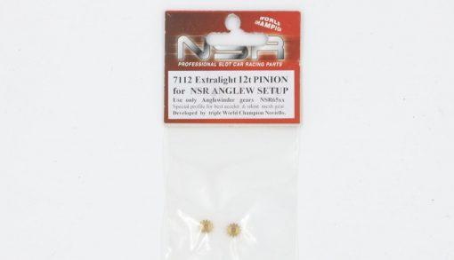NSR Ritzel 12 Zähne 7,5mm - Extralight NSR 7112