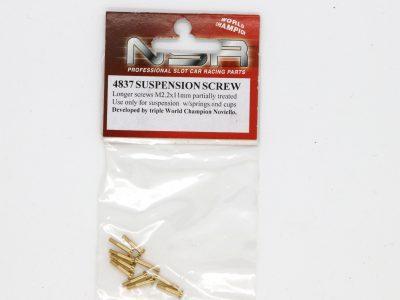NSR Schraubenset 4837 Metric Screw Suspension M2,2 x 11mm