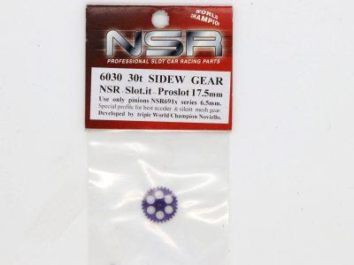 NSR Spurzahnrad 30 Zähne Sidewinder 17,5mm NSR 6030