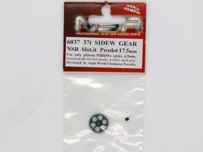 NSR Spurzahnrad 37 Zähne Sidewinder 17,5mm NSR 6037