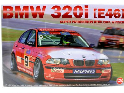NUNU BMW 320i E46 DTCC Winner in 124