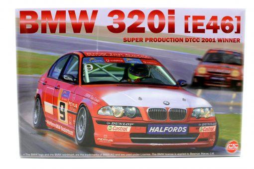 NUNU BMW 320i E46 DTCC Winner in 124