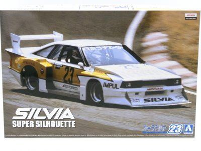 Nissan KS110 Silvia Super Silhouette 1982