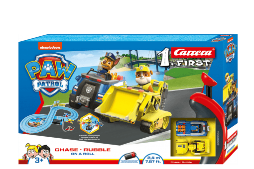 PAW PATROL - On a Roll - Carrera First 20063034