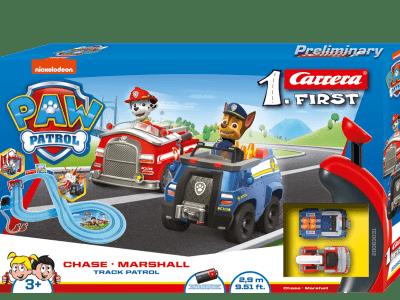 PAW PATROL - Track Patrol - Carrera First 20063031