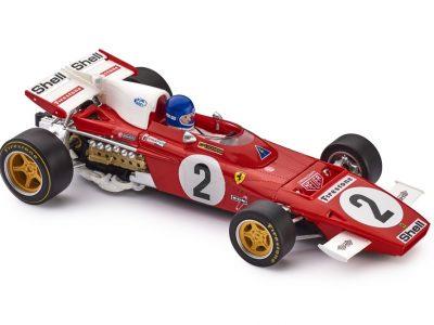 POLICAR Ferrari 312 B2 - #2 - Jacky Ickx - 1st Zandvoort GP 1971 - CAR05A