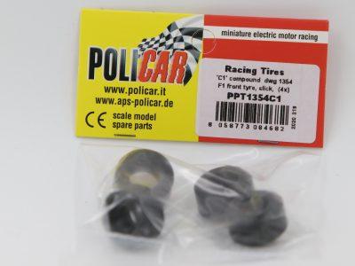 POLICAR Formula Vorderreifen für Felgen mit 13,8 mm Durchmesser PCPT1354C1