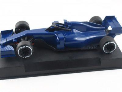 POLICAR Formula blue blau CAR07