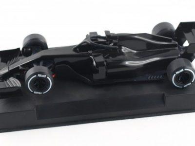 POLICAR Formula schwarz CAR07