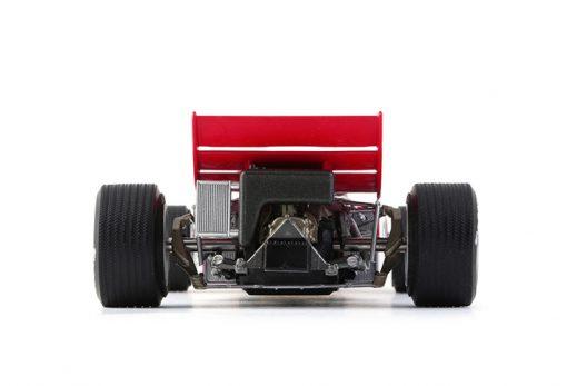 POLICAR Lotus 72 - #2 Jochen Rindt - Germany GP 1970 CAR02a Heck