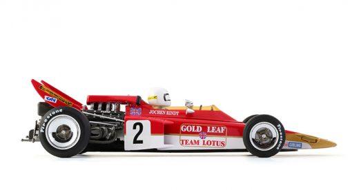 POLICAR Lotus 72 - #2 Jochen Rindt - Germany GP 1970 CAR02a Seite rechts
