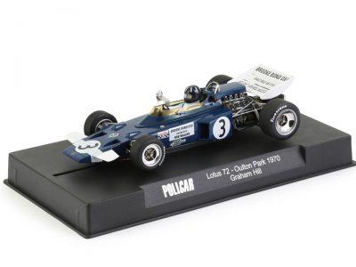 POLICAR Lotus 72 - #3 Graham Hill - Oulton Park GP 1970 CAR02b