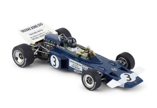 POLICAR Lotus 72 - #3 Graham Hill - Oulton Park GP 1970 CAR02b Seite