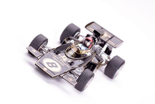 POLICAR Lotus 72 #8 - Emerson Fittipaldi Monaco GP 1972 CAR02c Front