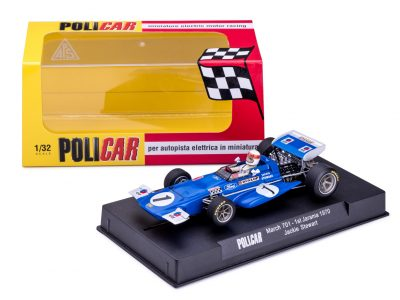 POLICAR March 701 #1 Jackie Stewart - Jarama GP 1970 CAR04b