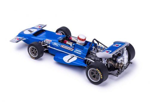 POLICAR March 701 #1 Jackie Stewart - Jarama GP 1970 CAR04b Seite 2