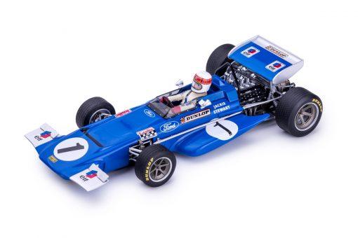 POLICAR March 701 #1 Jackie Stewart - Jarama GP 1970 CAR04b Seite