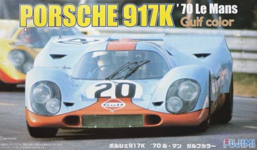PORSCHE 917 K LE MANS 1970 - Fujimi 124 FU12613