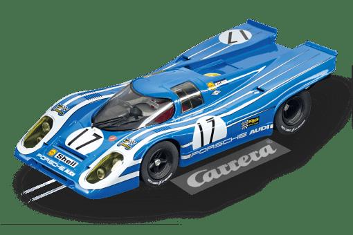 PORSCHE 917KPORSCHE SALZBURG NO.17SEBRING 1970 20023823 Carrera Digital 124
