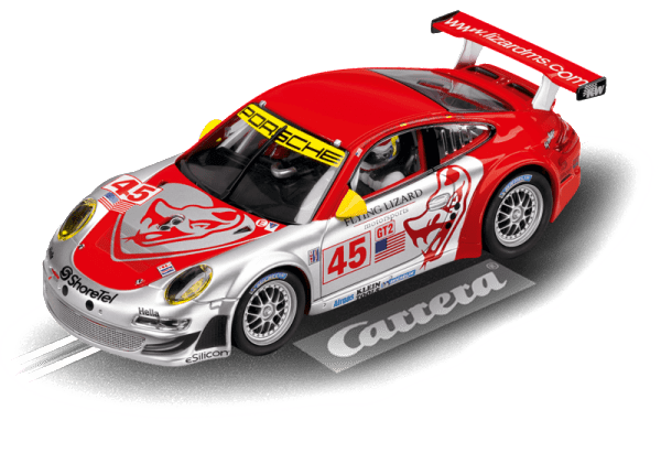 Carrera Digital 124 PORSCHE GT3 RSR Übersicht