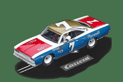 Plymouth Roadrunner No 7 Carrera Digital 132 20030945