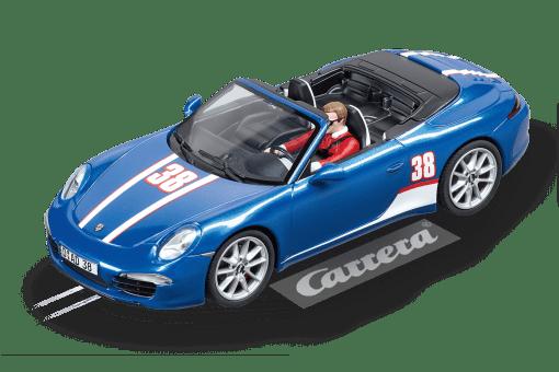 Porsche 911 Carrera S Cabriolet No.38 20030789 Carrera Digital 132