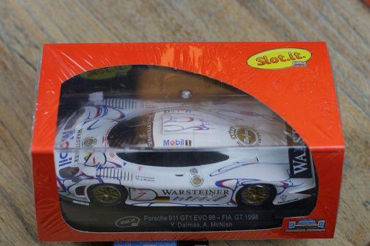 Porsche 911 GT1 Evo 98 n 7 - FIA GT 1998 CA23e Box