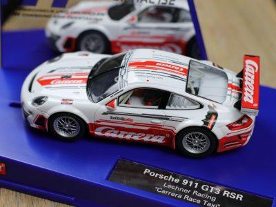 Porsche 911 GT3 RSR Lechner - Race Taxi Carrera Digital 132 20030828