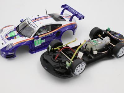 Porsche 911 RSR 91 956 Design 20030891 ohne Decoder