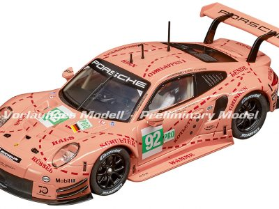 "Porsche 911 RSR #92 ""Pink Pig Design"" 20023886"