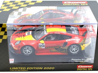 "Porsche 911 RSR ""No.991"" - Limited Edition 2020 - Carrera Digital 124 20023903 in Box"
