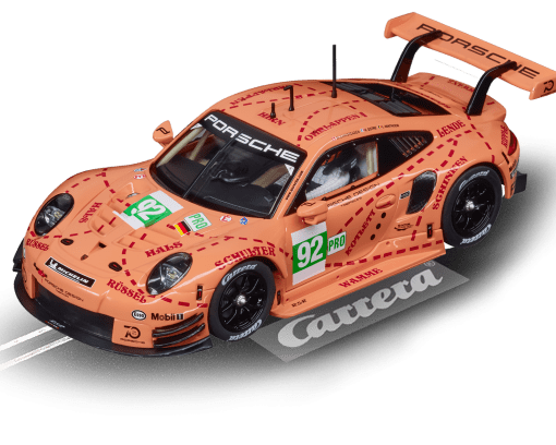 Porsche 911 RSR Pink Pig Design No 92 Carrera Digital 132 - 20030964