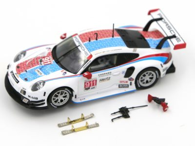 Porsche 911 RSR Porsche GT Team No.911 20030915 Carrera Digital 132 (ohne Box)