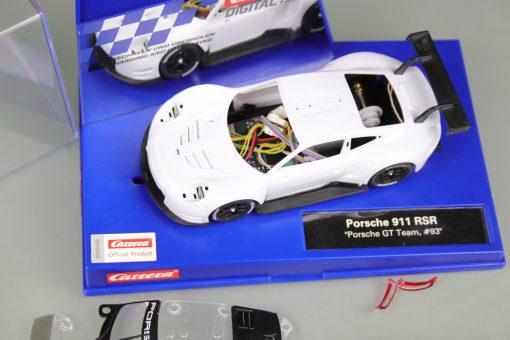Porsche 911 RSR Porsche GT Team Rohkarosserie 20030890 Detail