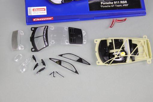 Porsche 911 RSR Porsche GT Team Rohkarosserie 20030890 Teile