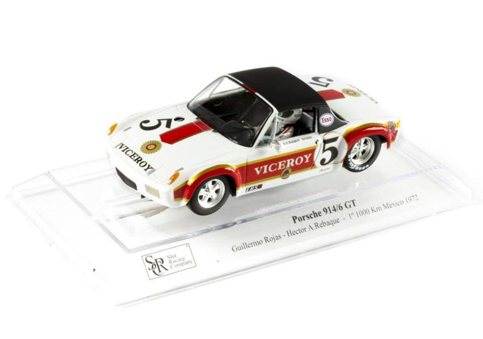 Porsche 914/6 GT 1000km Mexico 72, Ref. 01607