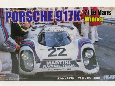 Porsche 917K Le Mans 1971 - Fujimi 124 12614