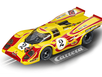 Porsche 917K Martini International No.2, 1970 20030736 Carrera Digital 132
