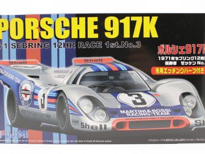 Porsche 917K Sebring 1971 - Fujimi 124 12388