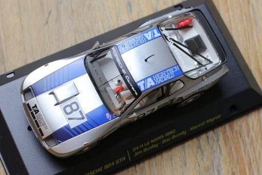 Porsche 924GTR 24H Le Mans 1982 Falcon slot cars 02005