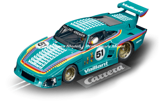 """Porsche Kremer 935 K3 """"Vaillant, No.51"""" 20030898"""