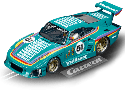 Porsche Kremer 935 K3 Vaillant No.51 Carrera Digital 132 20030898