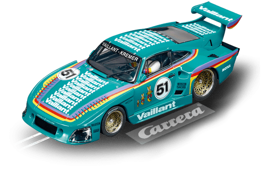 Porsche Kremer 935 K3 Vaillant No.51 Carrera Digital 132 20030898