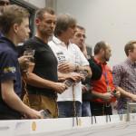 Mr. Le Mans Tom Kristensen am Drücker