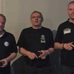 Direkt ins Finale: Bäumler, Jungklaus und Waschow auf Volkswagen Polo R WRC